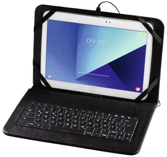 Husă pentru tabletă cu tastatură
