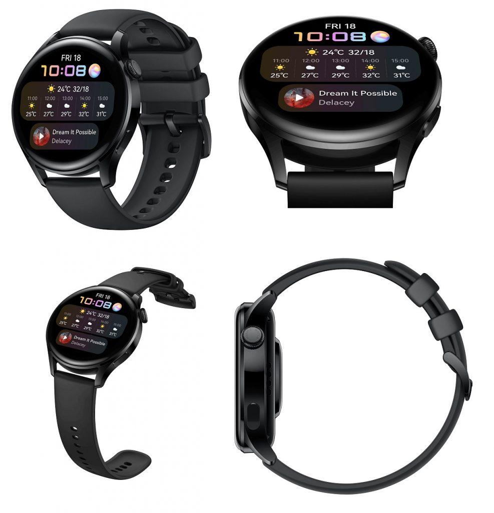 Ceas smartwatch Huawei Watch 3