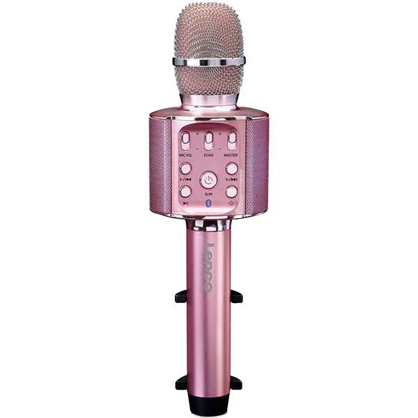 Microfon de karaoke cu ecou pentru dedicaţii ca la lăutari