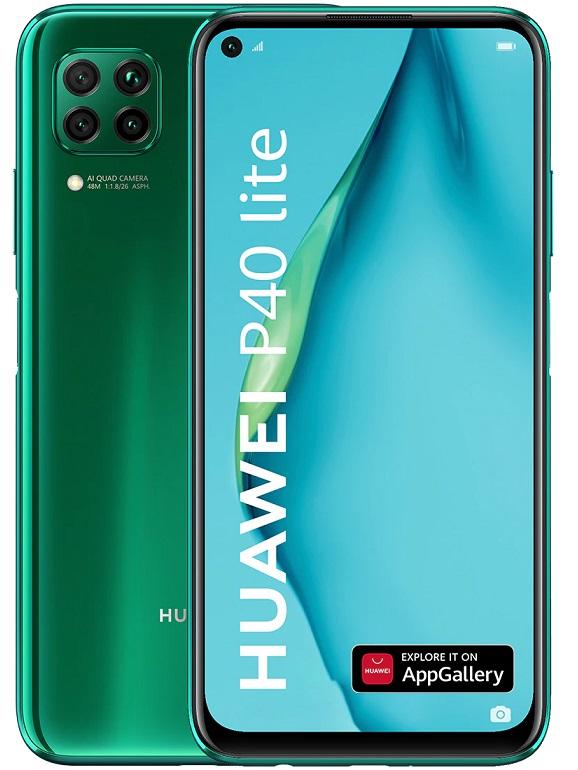 Telefon mobil Huawei P40 Lite