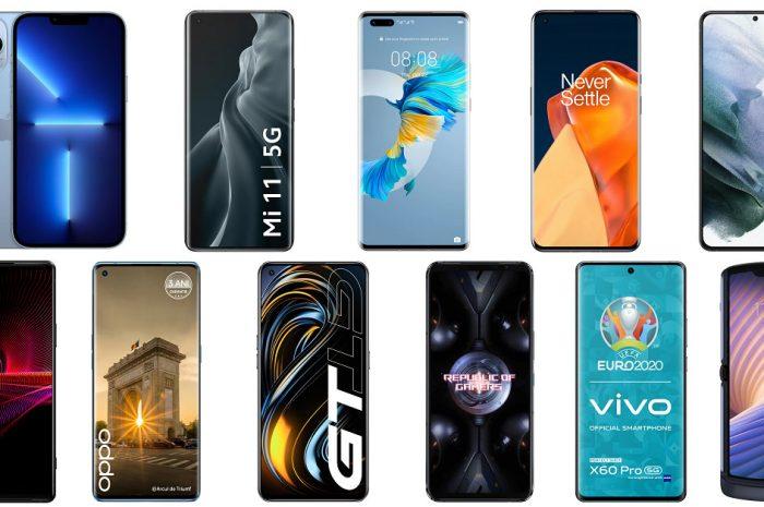 TOP 11 cele mai bune telefoane mobile în 2021