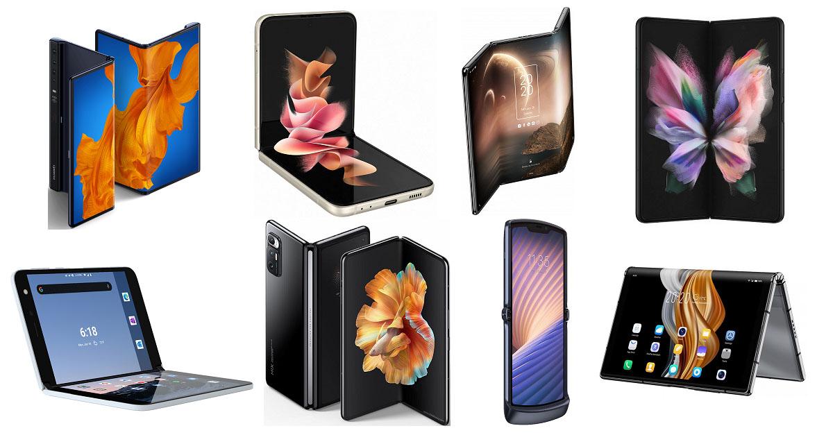 TOP cele mai bune telefoane cu ecran pliabil