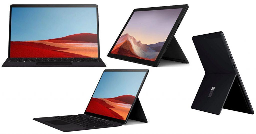 Tableta Microsoft Surface Pro X
